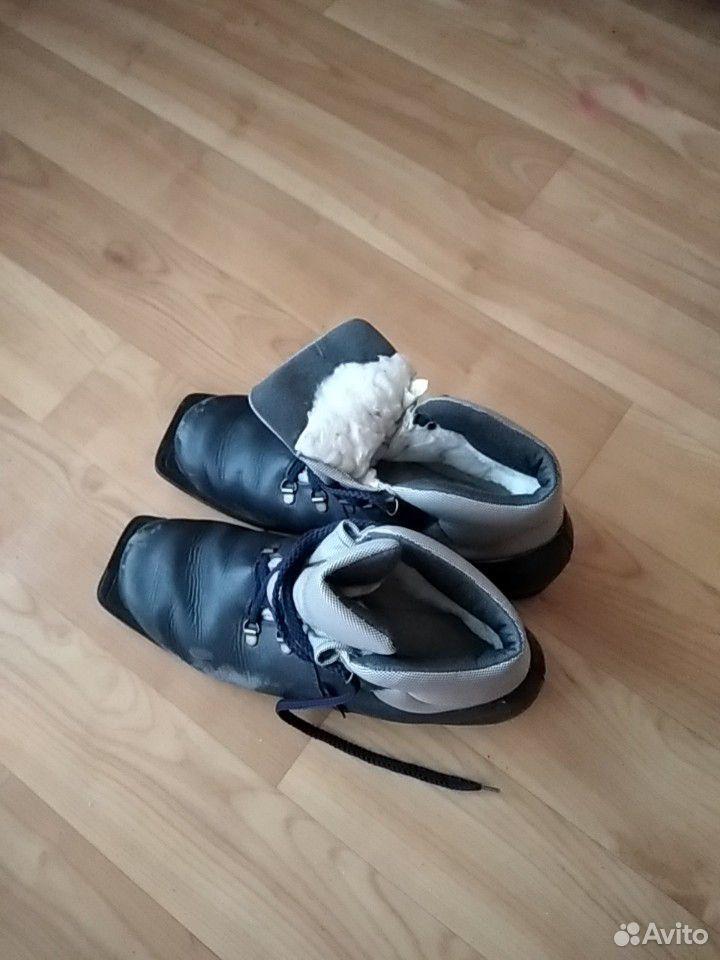 Лыжные ботинки  89048651353 купить 1