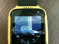 Умные часы с GPS на запчасти