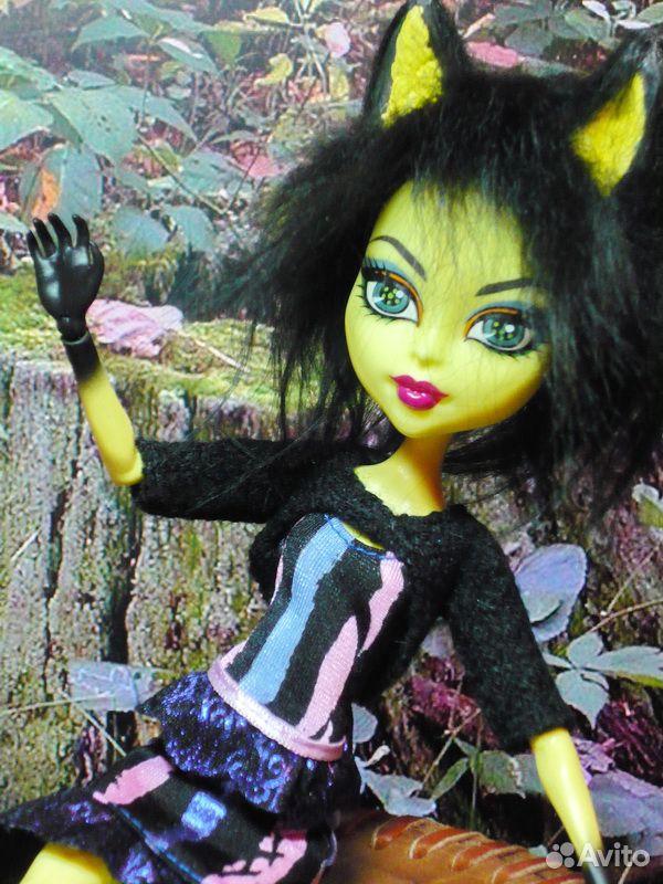 Куклы Монстер хай: Эбби, горгона, пчелка  89307162691 купить 7