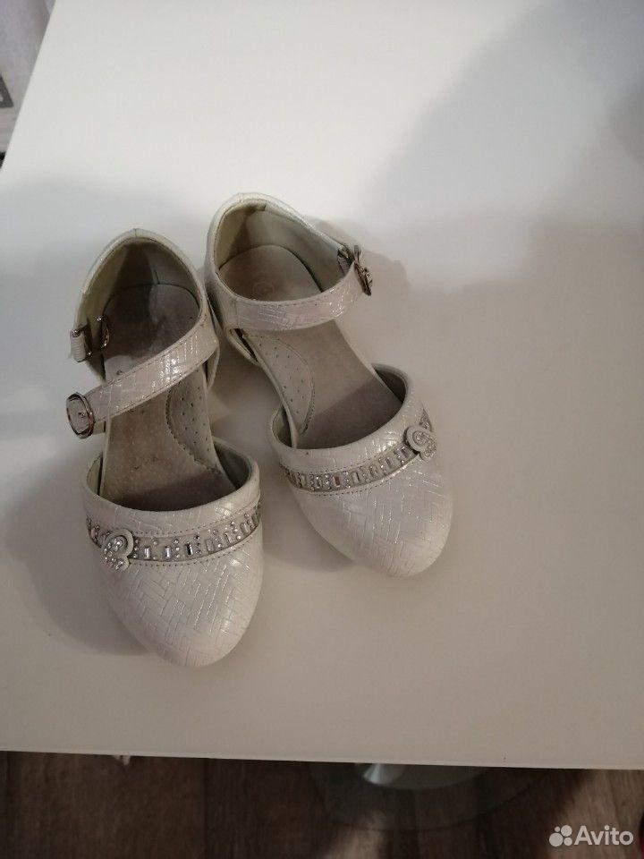 Туфли праздничные 25