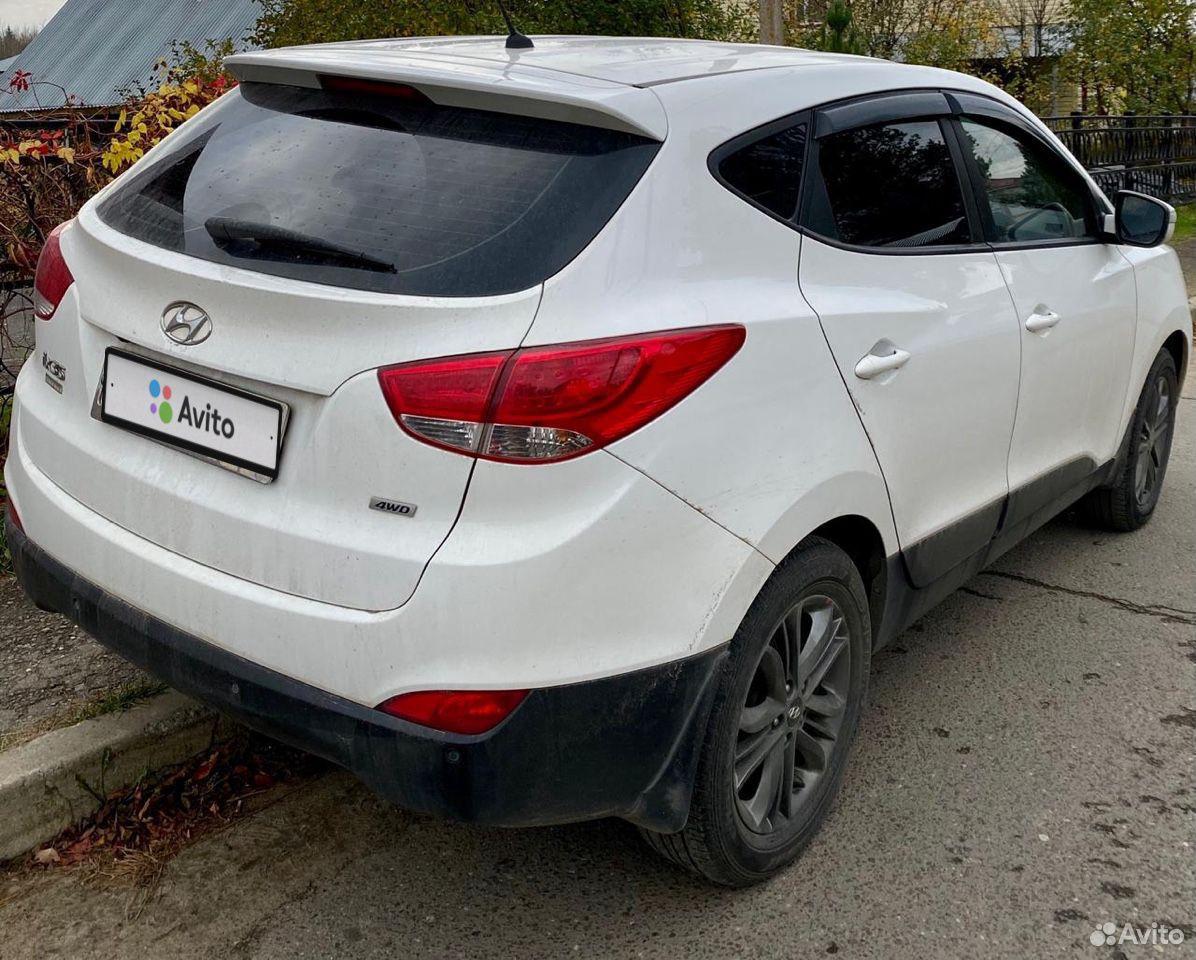 Hyundai ix35, 2014  89343431904 купить 4