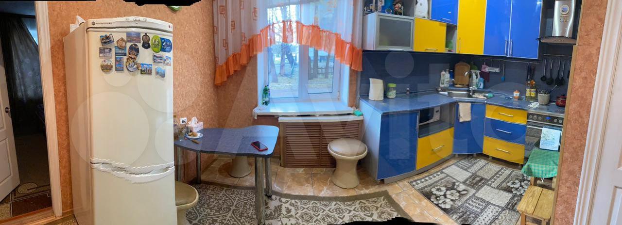 3-к квартира, 80 м², 1/2 эт.