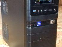 Intel Core i3-4160 + GTX 1070 + 8GB RAM + SSD 60GB