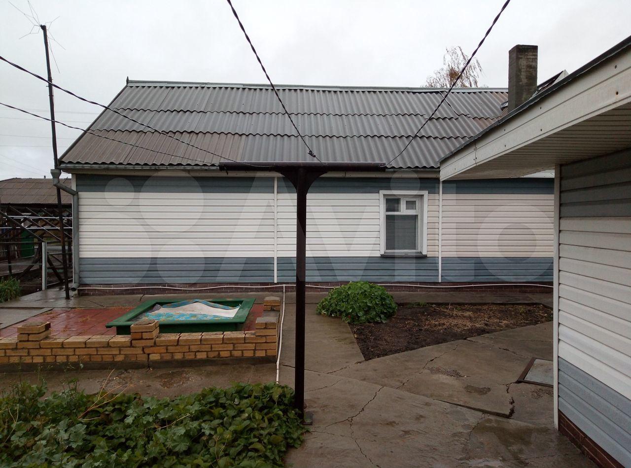 Дом 55.5 м² на участке 7.5 сот.  89095044211 купить 2