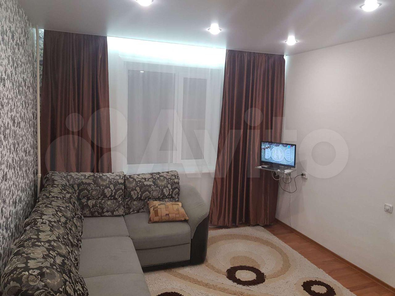1-room apartment, 35 m2, 2/9 et.