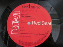 LP Tomita The Planets Label:RCA Red Seal RVC-2