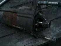 Стартер Тойота Королла двигатель 5е