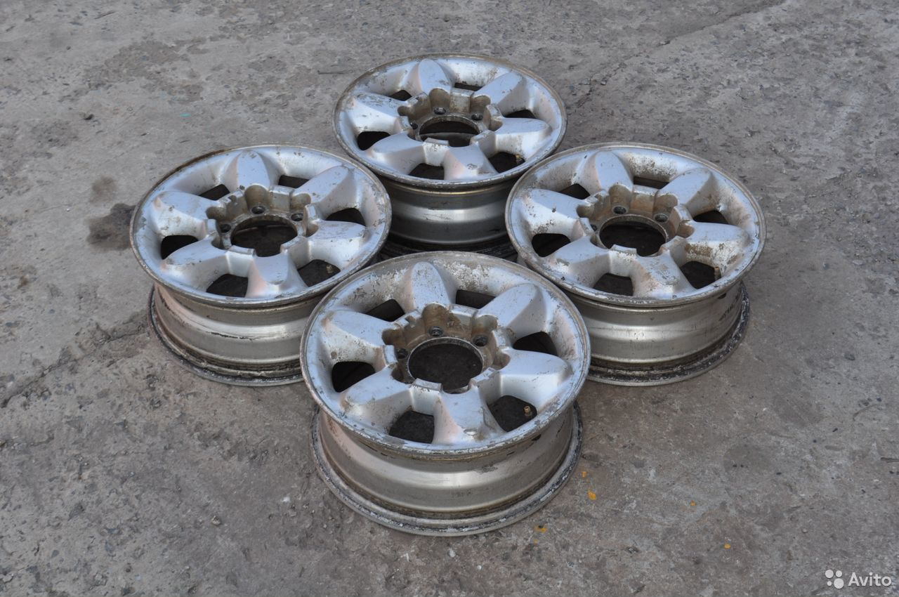 Диски Starex H-1  89192235126 купить 2