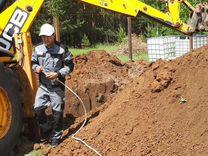 Газгольдер 4,6 куб. для газификации с монтажом