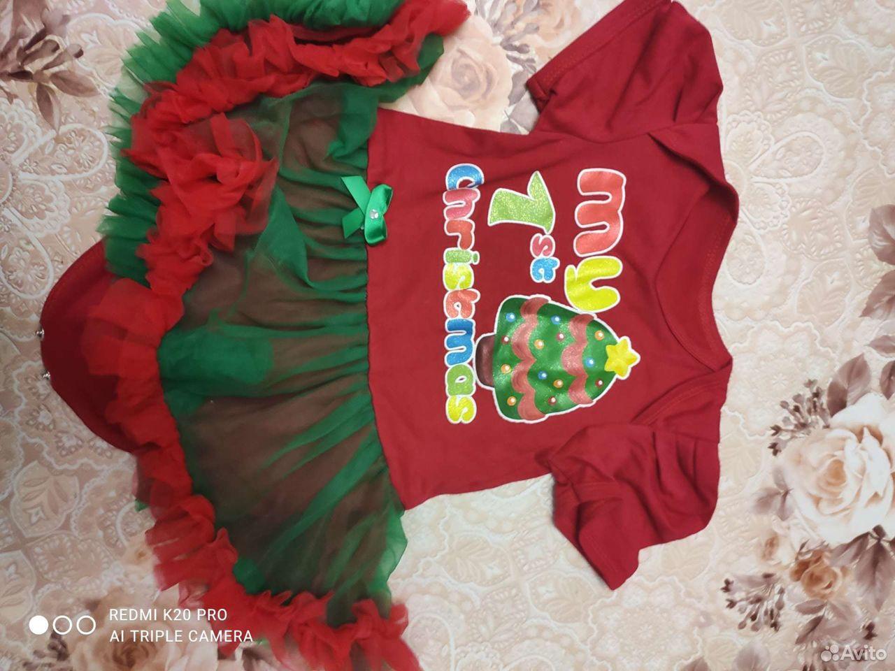 Новогодние боди-платье  89145252668 купить 3
