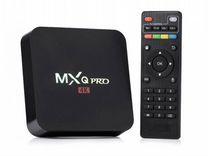 Android TV Box mxQ pro4K 1Гб/8Гб. Новый