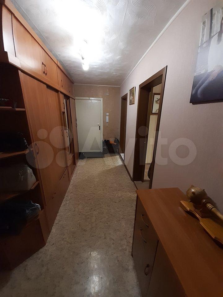 4-к квартира, 96.6 м², 2/10 эт.