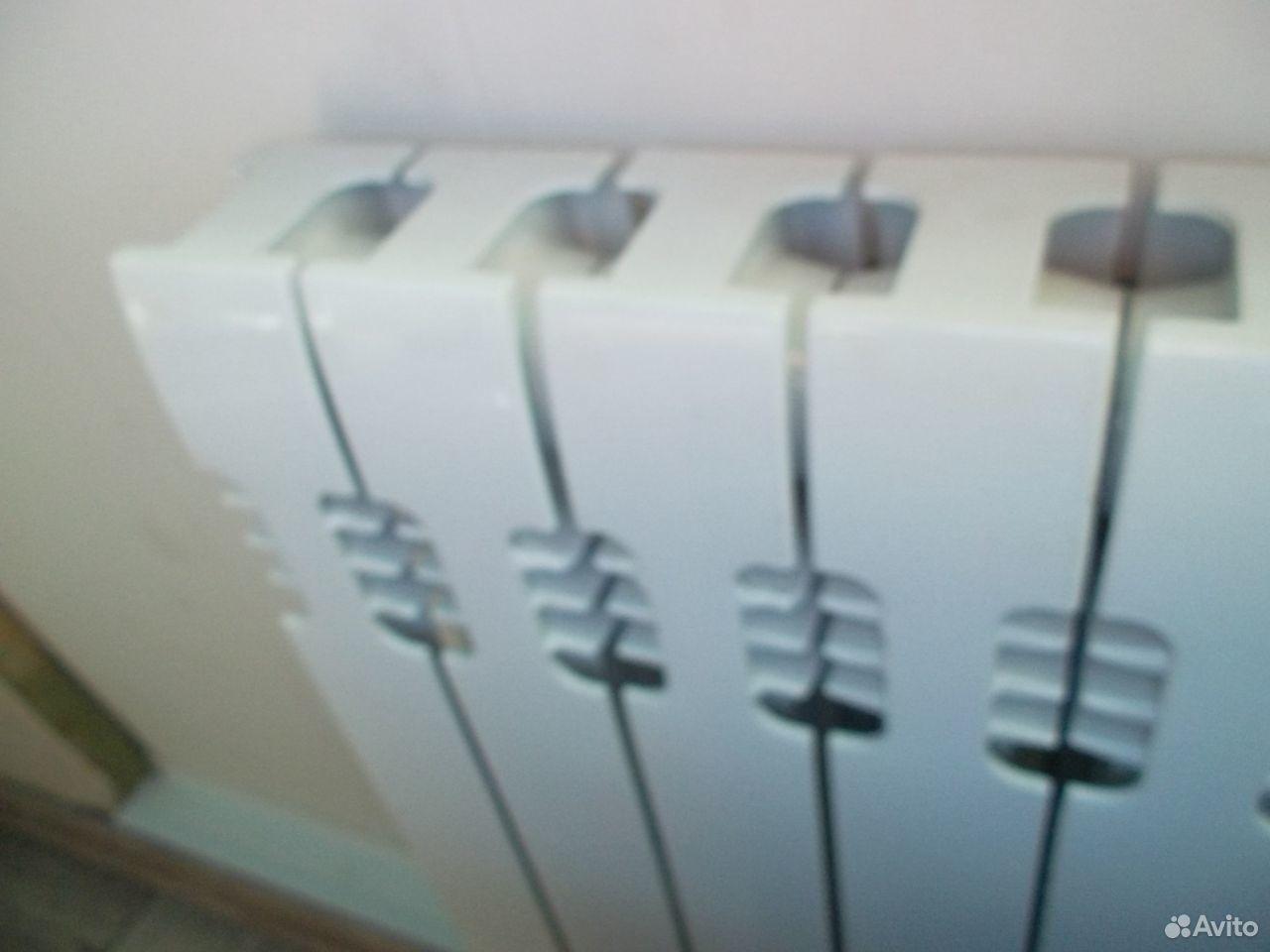Батарея чугунная 14 секций
