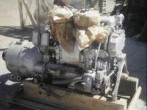 На катер Бмк-130, силовой агрегат