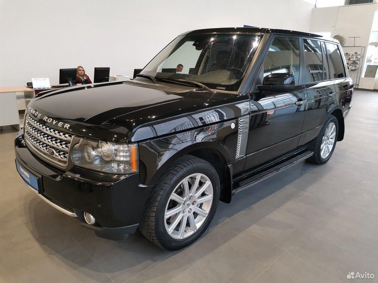 Land Rover Range Rover, 2010  89192428119 купить 1