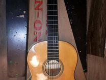 Редкая японская классическая гитара ZEN-ON