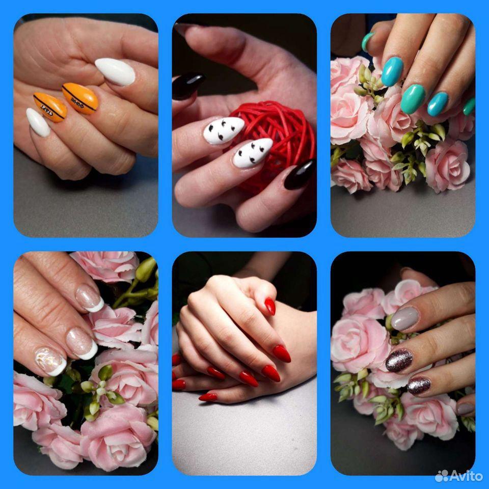 Маникюр,наращивание ногтей  89245502794 купить 1