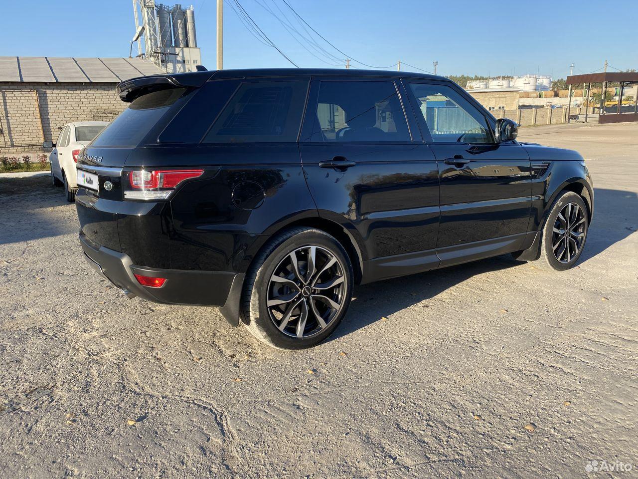Land Rover Range Rover Sport, 2015  89093571373 купить 3