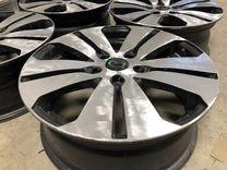 Литые Диски R17 Neo Wheels 718 Болты 5x114.3 D67.1
