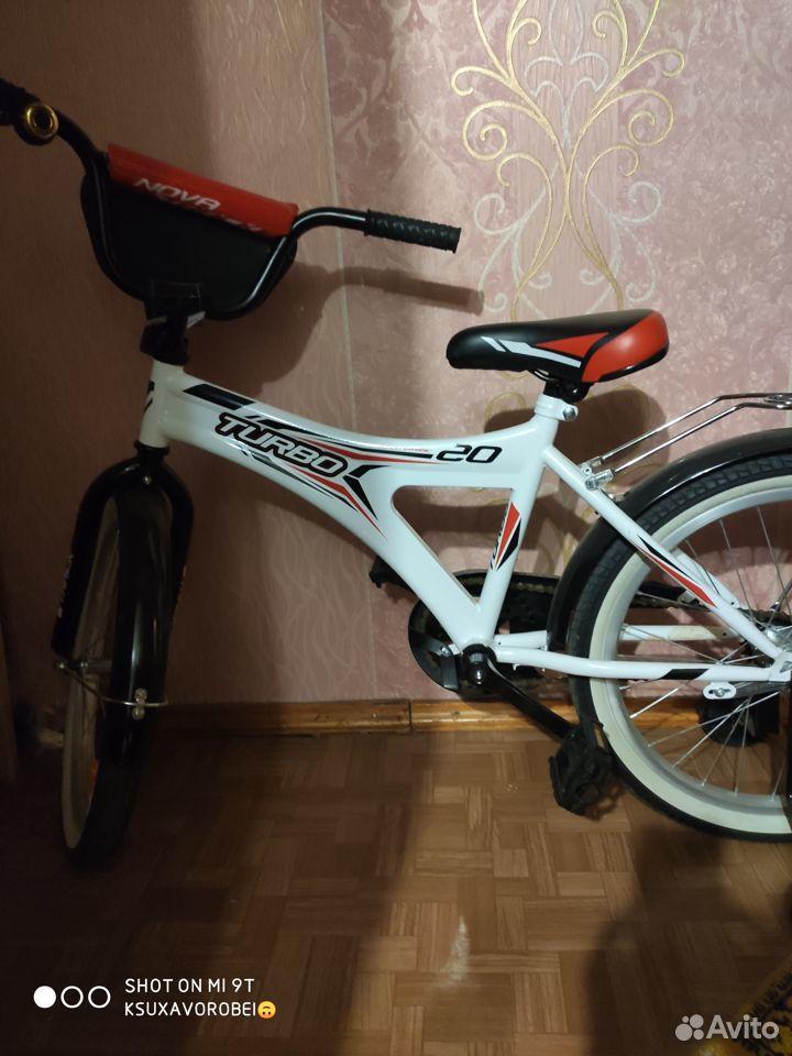 Велосипед турбо 20