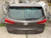Hyundai Tucson 3 крышка багажника