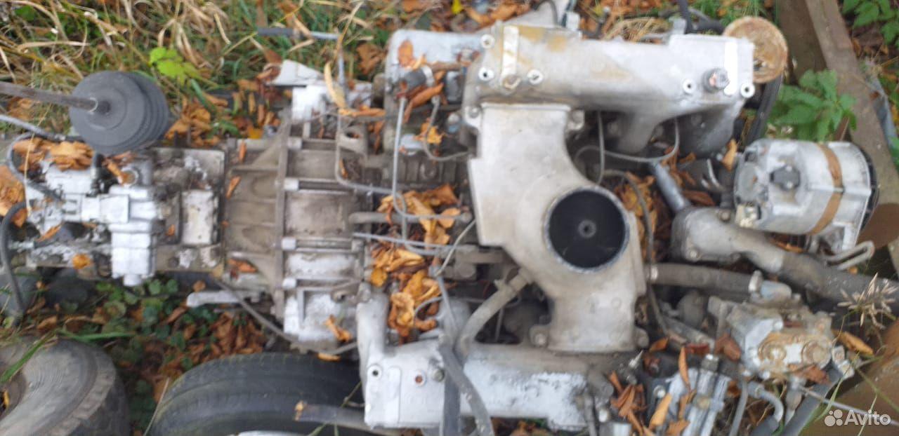 Продам дизельный двигатель с коробкой  89021242925 купить 3