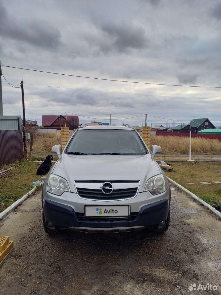 Opel Antara, 2007  89063907655 купить 4