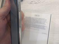 iPhone X/256 silver в отличном состоянии