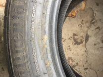 Одно колесо Continental 215/55/17