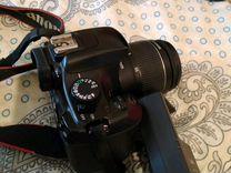 Зеркалка Canon 1100d