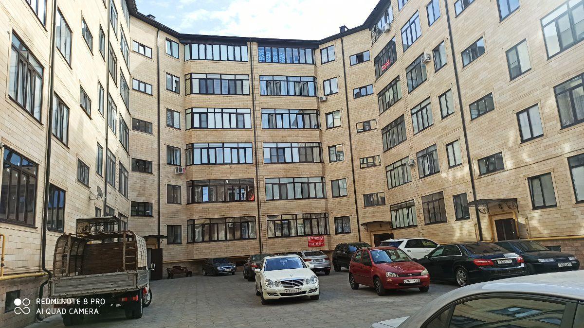 3-к квартира, 123 м², 3/6 эт.