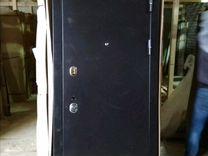 Двери межкомнатные, входные металлические