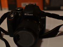 Nikon d3300 kit 18 - 55мм