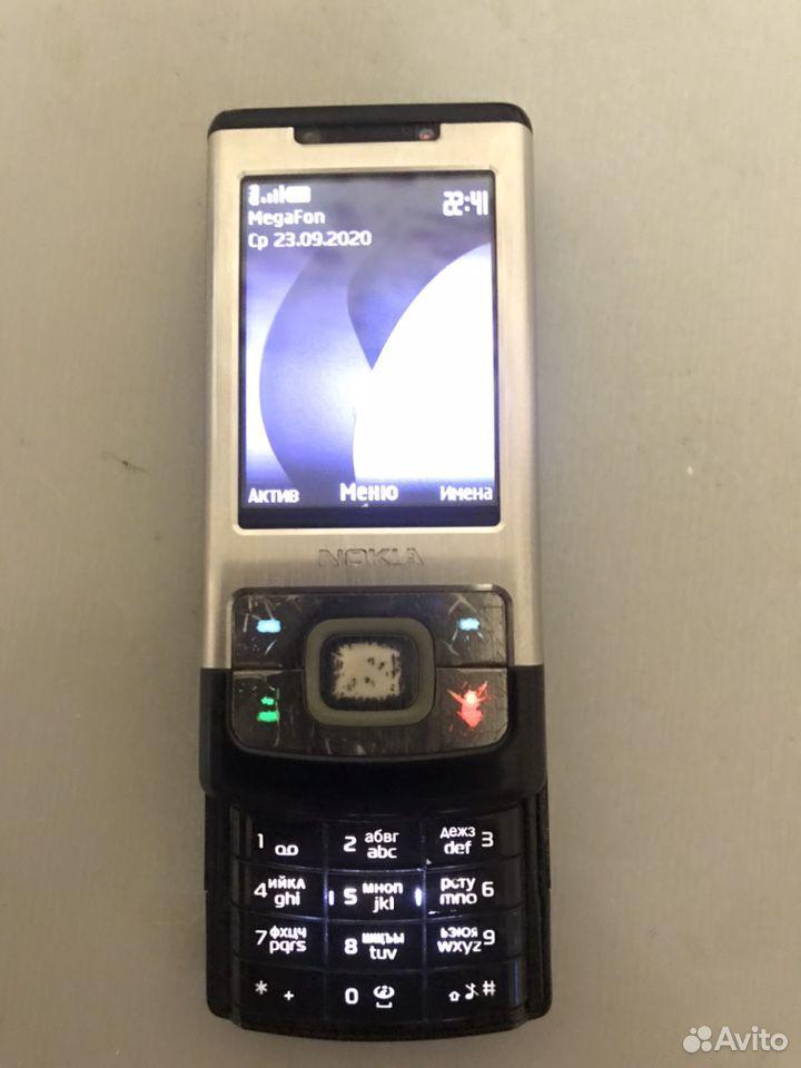 Телефон nokia 6500 slide  89053403400 купить 1