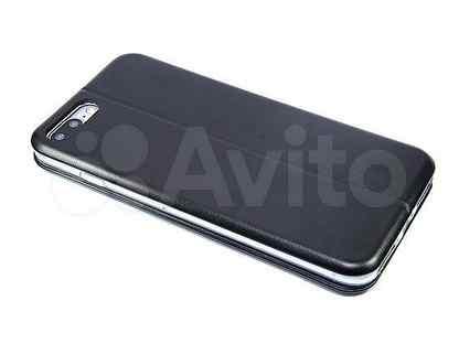 Чехол-книжка для iPhone 7 (5,5) business ONE window черный