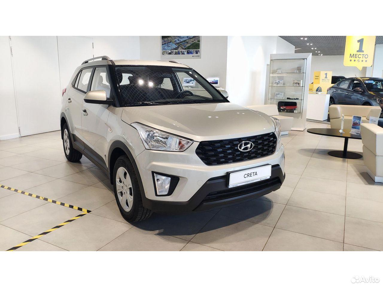 Hyundai Creta, 2020  84732320096 купить 1