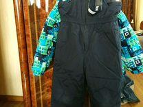 Зимний комплект с 2 штанами