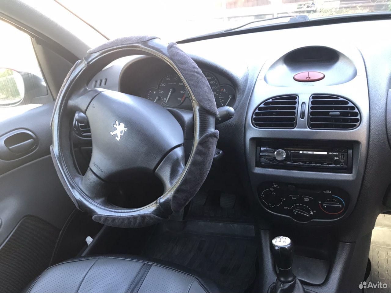 Peugeot 206, 2006  89185307647 купить 7