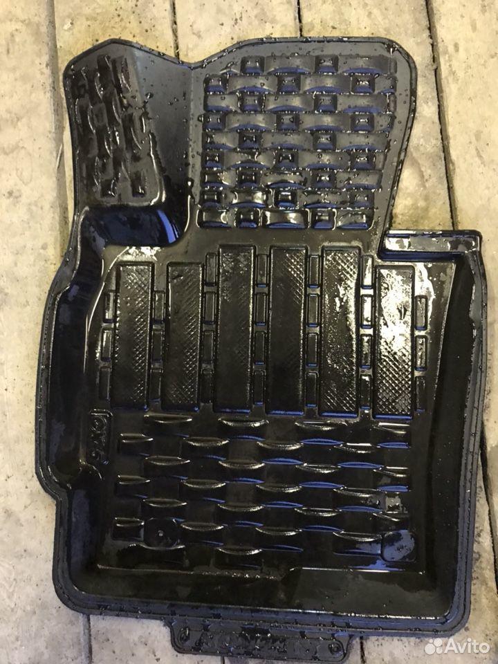 Ковры резиновые в машину Mazda cx-5  89600005161 купить 2