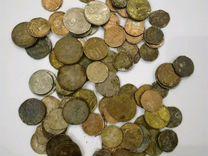 Монеты производственный брак