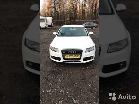 Audi A4, 2009  89508111811 купить 2